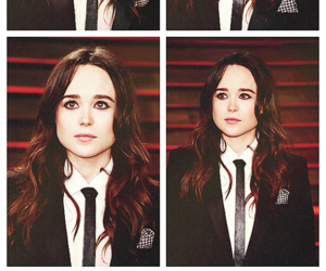 ellen page, girl, and lovely image