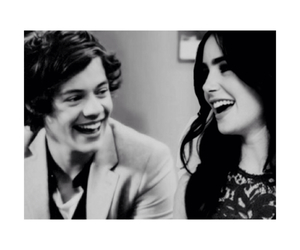 lily collins, Harry Styles, and one direction image