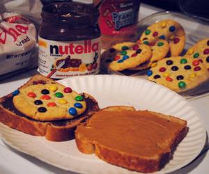 Cookies, nips, and sandwich image