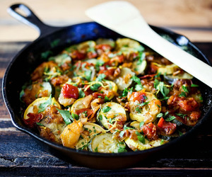 food and zucchini image