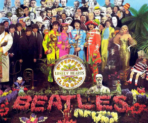 60's and the beatles image