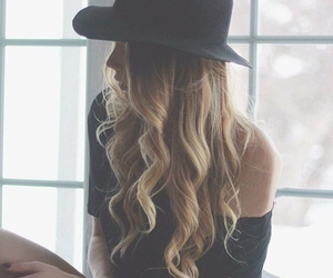 hair, hairstyle, and summer hairstyle image
