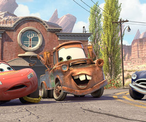 cars, disney, and pixar image