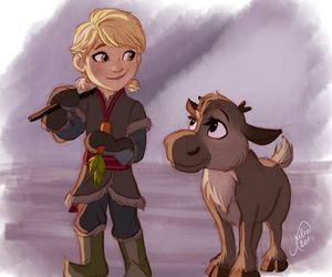 frozen and kristoff image