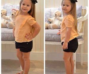baby, outfits, and girl baby image