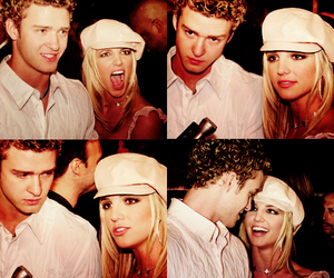 2002, britney spears, and justin timberlake image