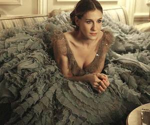 Carrie Bradshaw, fashion, and haute couture image
