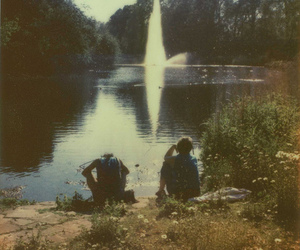 vintage, nature, and indie image