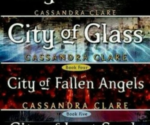the mortal instruments and cassandra clare image