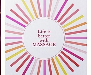 massage, quotes, and beauty therapy image