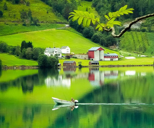 landscape and norway image