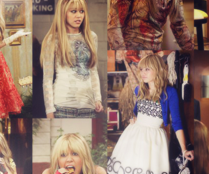 forever, mileycyrus, and hannah montana the movie image