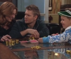 chad michael murray, Hilarie Burton, and one tree hill image