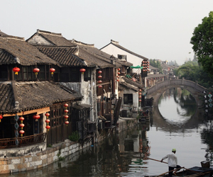 chinese and venice image