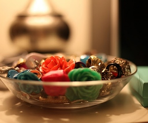 candy, closet, and clothes image