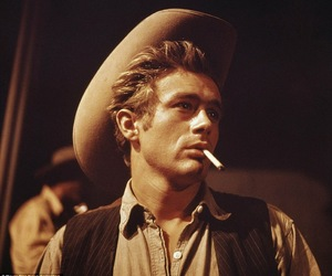 james dean and giant image
