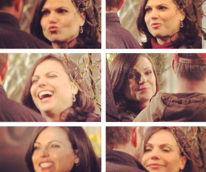 funny faces, once upon a time, and ouat image