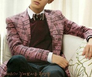chanyeol, exo-k, and exo image