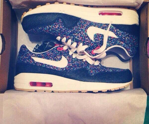 shoes, nike, and air image