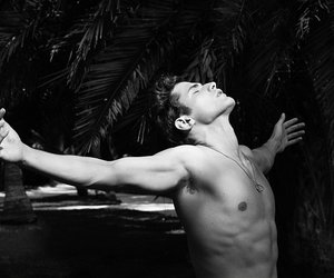 model, sean o'pry, and muscle image