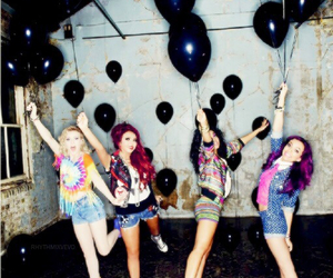 perrie edwards, jesy nelson, and little mix image