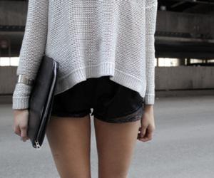 fashion, style, and shorts image