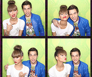 zendaya, austin mahone, and Austin image