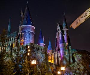 harry potter, hogwarts, and orlando image