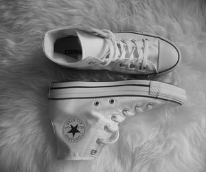 converse, heart, and puss image