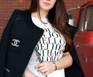 accessories, chanel, and j. crew image