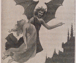 death, Devil, and pain image
