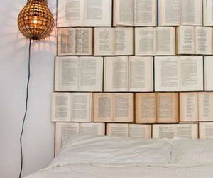 book, diy, and bed image