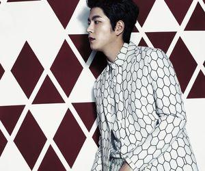 geometric, hong jong hyun, and singles image