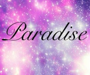 galaxy, hipster, and paradise image