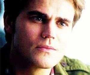 the vampire diaries, paul wesley, and tvd image