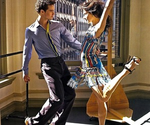 amazing, dress, and salsa image