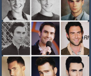 man, maroon 5, and photo image