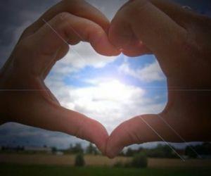 loveyou, hjärta, and harts image