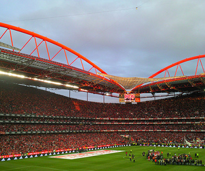field, benfica, and campeoes image