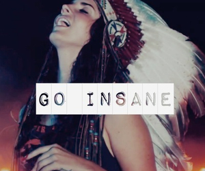 insane, lana del rey, and go insane image