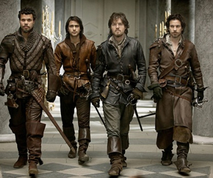 guys, musketeers, and Hot image