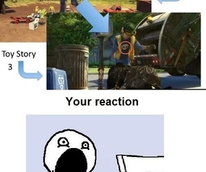 toy story, funny, and disney image