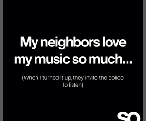 music and police image
