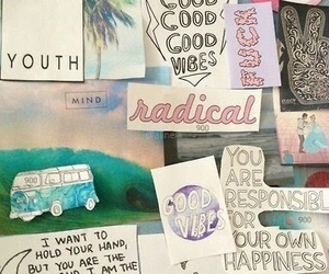 radical, youth, and good vibes image