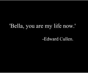 bella, text, and twilight image