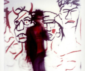 art, basquiat, and jean image