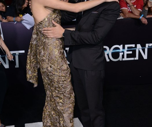 divergent, sheo, and theo james image