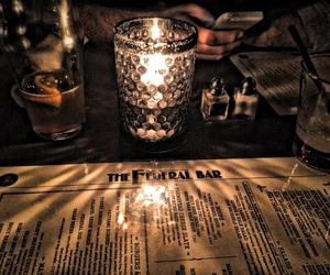 bar, dark, and light image