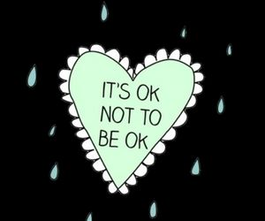 quotes, heart, and ok image
