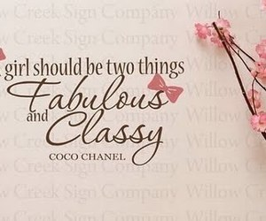 classy, girl, and fabulous image